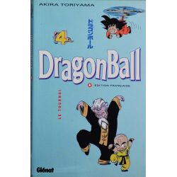 Dragon Ball (Album double) 4 Réédition - Le tournoi
