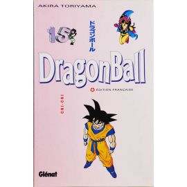 Dragon Ball (Album double) 15 Réédition - Chi-chi