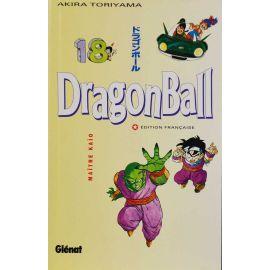 Dragon Ball (Album double) 18 Réédition - Maître Kaïo
