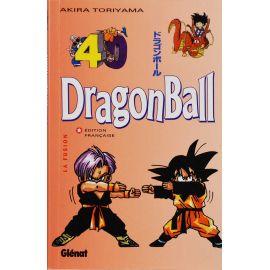 Dragon Ball (Album double) 40 Réédition - La fusion