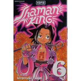 Shaman King 6 Réédition - Les deux énormes Big Soul