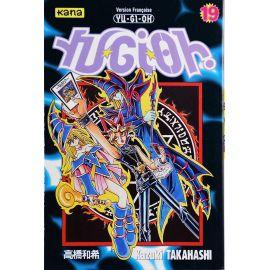 Yu-Gi-Oh ! 19 Réédition - Une bataille magique !!
