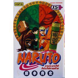 Naruto 15 Réédition - Le répertoire ninpô de Naruto !!