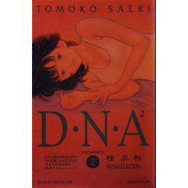 D.N.A.² 2 réédition - Mutations
