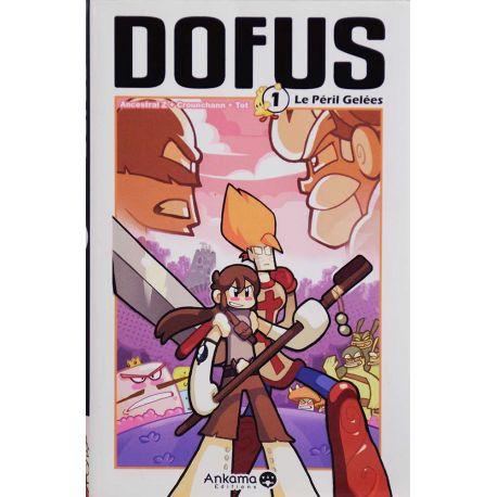 Dofus 1 réédition - Le péril Gelées