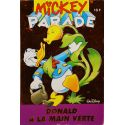 Mickey Parade (2nde série) 190 - Donald a la main verte