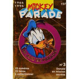 Mickey Parade (2nde série) 195 - 30 ans de parade N°3