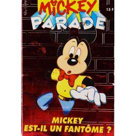 Mickey Parade (2nde série) 188 - Mickey est-il un fantôme ?