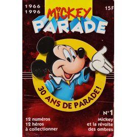 Mickey Parade (2nde série) 193 - 30 ans de parade N°1
