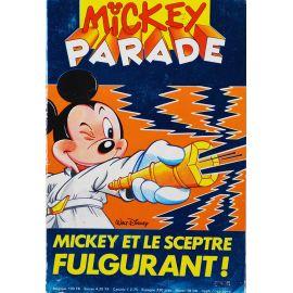 Mickey Parade (2nde série) 146 - Mickey et le sceptre fulgurant