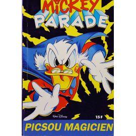 Mickey Parade (2nde série) 191 - Picsou magicien