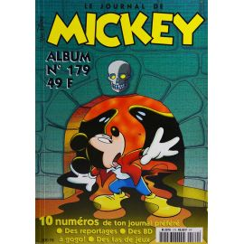 Le Journal de Mickey - Album 179
