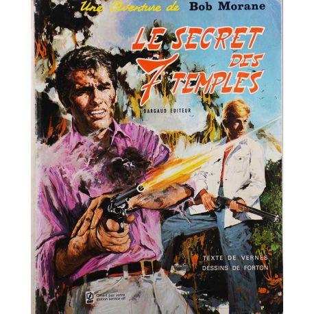 Bob Morane 4 - Edition spéciale ELF - Le secret des 7 temples