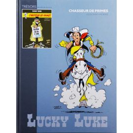 Les trésors de la bande dessinée 2 - Lucky Luke - Chasseur de primes