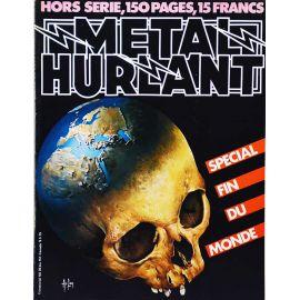 Métal Hurlant 36 Hors-Série - Spécial fin du monde