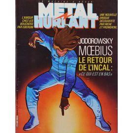 Métal Hurlant 86