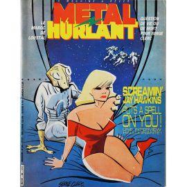 Métal Hurlant 89