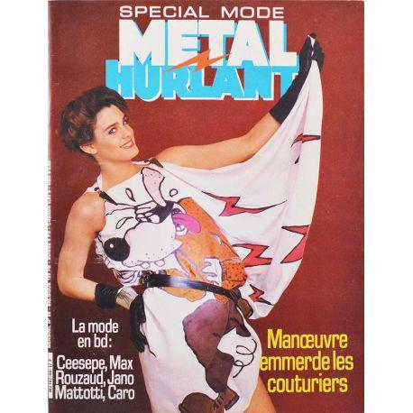Métal Hurlant 96