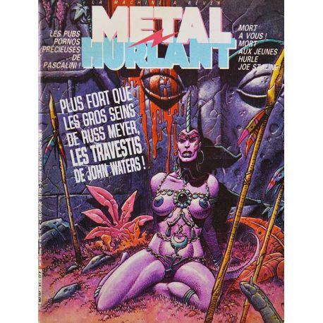 Métal Hurlant 91