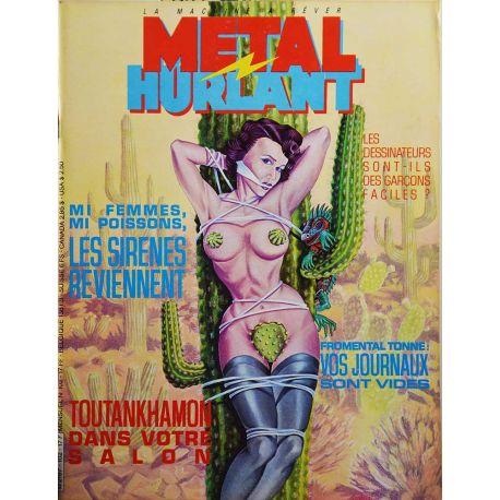 Métal Hurlant 102
