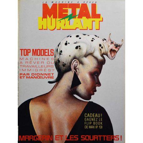 Métal Hurlant 108