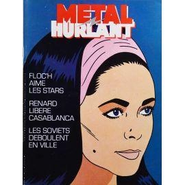 Métal Hurlant 116
