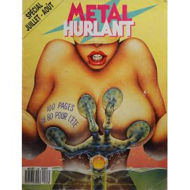 Métal Hurlant 133