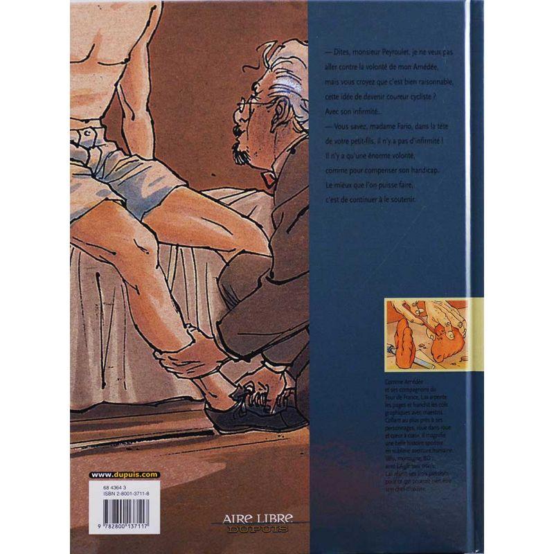 Album L Aigle Sans Orteils Dargaud Juin 2005 Bd Eo Fr border=