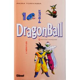 Dragon Ball (Album double) 16 Réédition - L'héritier