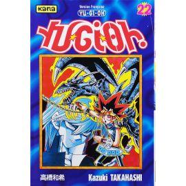 """Yu-Gi-Oh! 22 Réédition - La décision de """"l'autre"""""""