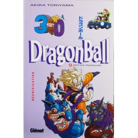 Dragon Ball (Album double) 30 Réédition - Réunification