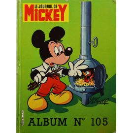 Album Journal de Mickey  105