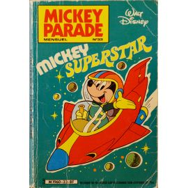 Mickey Parade (2nde série) 33 - Mickey Superstar