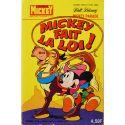 Mickey Parade (1ère série) 1293bis - Mickey fait la loi !