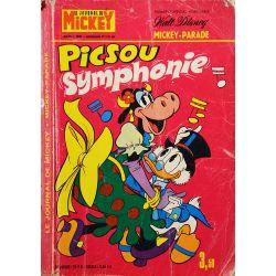 Mickey Parade (1ère série) 1121bis - Picsou symphonie