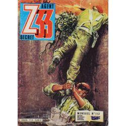 Z33 Agent Secret 112