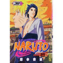 Naruto 38 - Le fruit de l'entraînement...!!