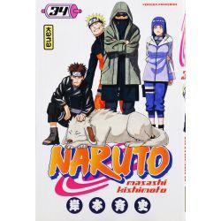 Naruto 34 - Les retrouvailles