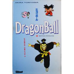 Dragon Ball (Album double) 5 Réédition - L'ultime combat