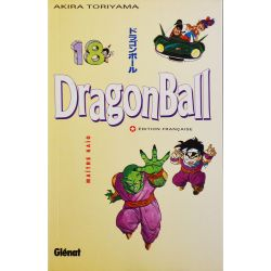 Dragon Ball (Album double) 18 - Maitre Kaïo