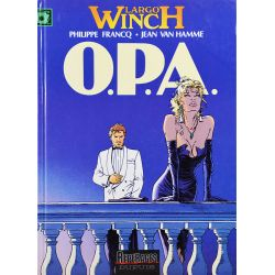 Largo Winch 3 - Réédition - O.P.A.