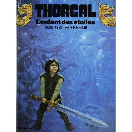 Thorgal 7 réédition - L'enfant des étoiles