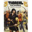 Thorgal 9 réédition - Les archers