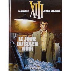 XIII 1 réédition - Le jour du soleil noir