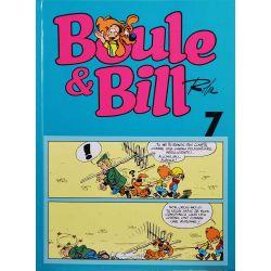 Boule et Bill (série de 1999) 7 réédition
