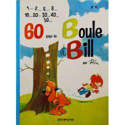 Boule et Bill 04 (réédition BE--)