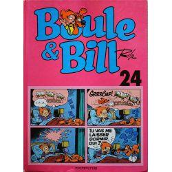 Boule et Bill (série de 1999) 24 (réédition EM)