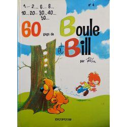 Boule et Bill 4 réédition