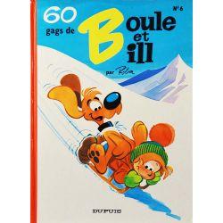 Boule et Bill 06 (réédition BE--) 60 gags de Boule et Bill