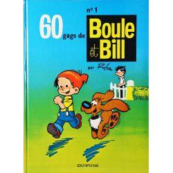 Boule et Bill 01 (réédition BE--)